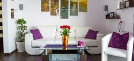 Ultra violeta – Uma tendência de cor na decoração atual