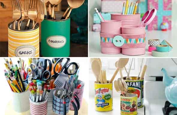 Como usar latas na decoração 008