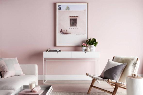 Millennial Pink na decoração 001