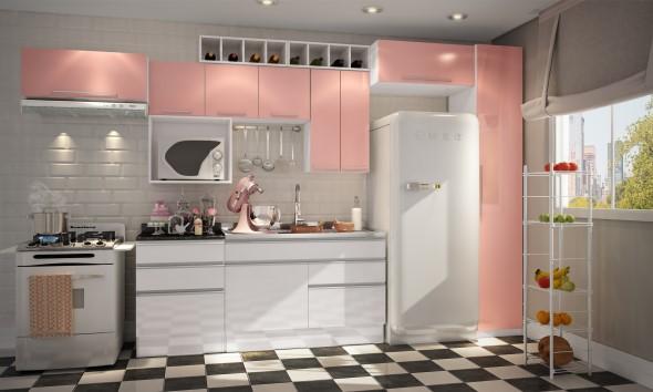 Millennial Pink na decoração 002