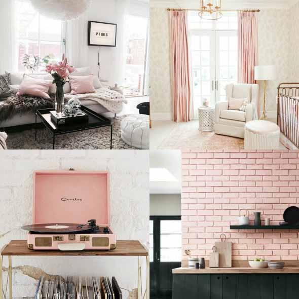 Millennial Pink na decoração 004