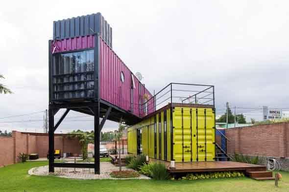 Modelos de casas containeres 010