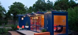 Modelos de casas containeres – Um estilo de moradia inovador