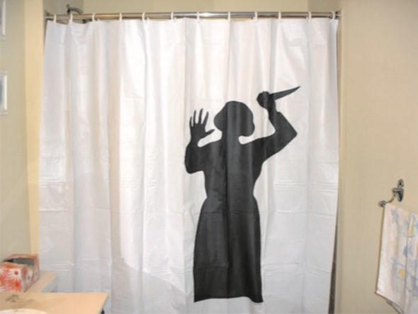 Cortina no banheiro 004