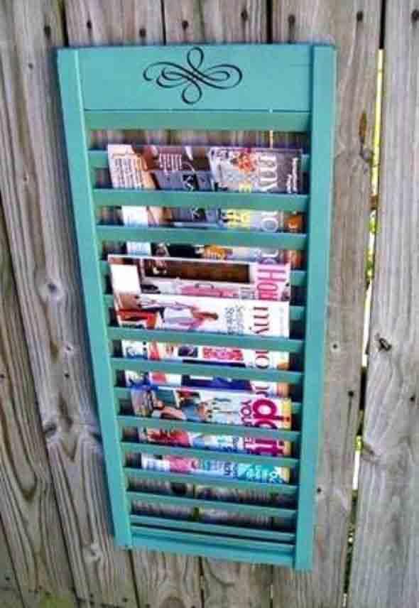 DIY - Porta revistas artesanal 005