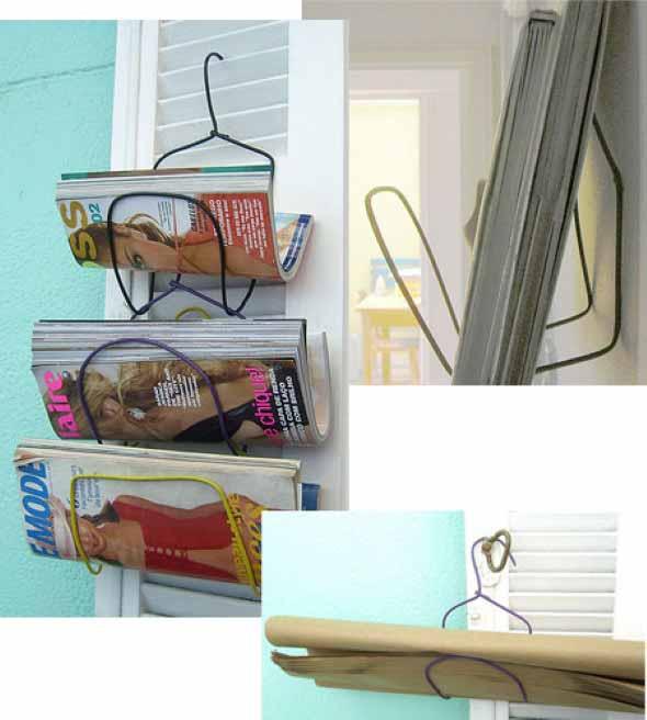 DIY - Porta revistas artesanal 015