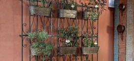Ideias para usar grades antigas na decoração