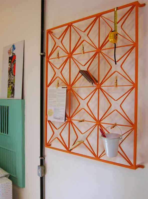 Ideias para usar grades na decoração 014