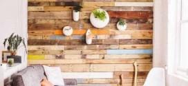 Ideias de decoração com sobras de madeira