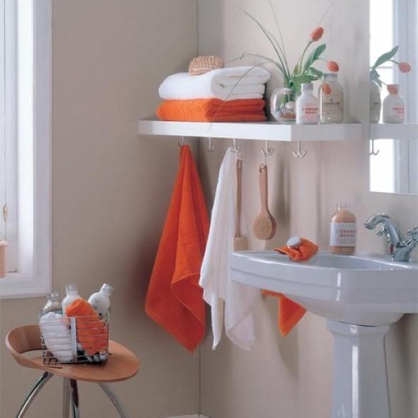 Economize espaço em casa pendurando objetos 009