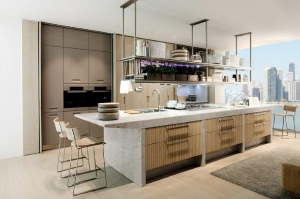 Economize espaço em casa pendurando objetos 012