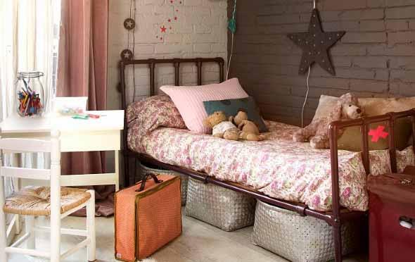 Modelos de camas com visual rústico 011