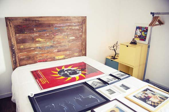Modelos de camas com visual rústico 012
