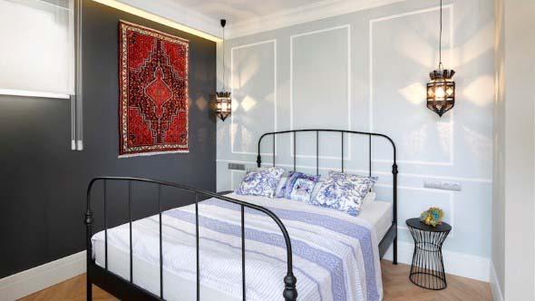 Modelos de camas com visual rústico 013