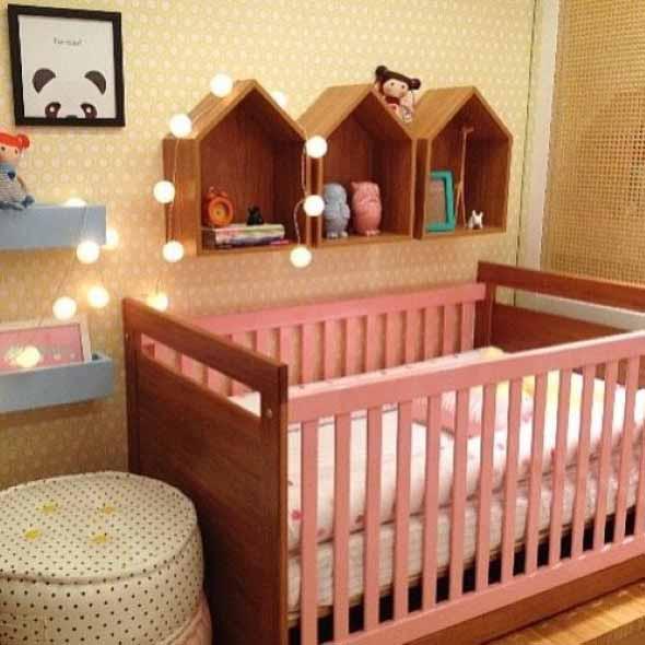 Modelos de nichos na decoração do quarto 003