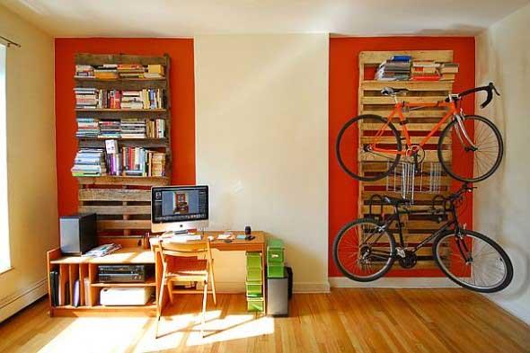 Monte seu home Office com paletes 014