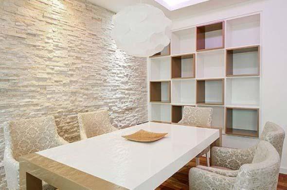 Poltronas e sofás na sala de jantar 014
