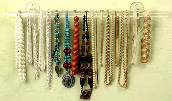 Como organizar joias e bijuterias em casa 010