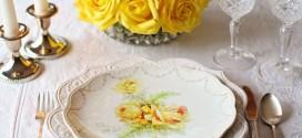Café da manhã para dia das mães com uma decoração incrível