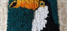 Tapetes de retalho são práticos e decorativos