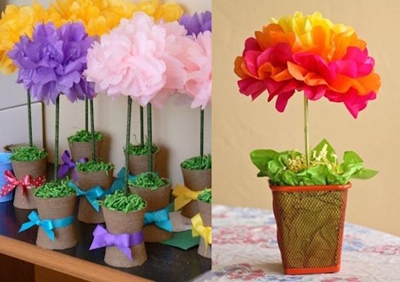 flores de papel 7