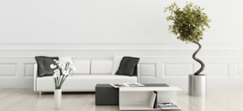 Estilo minimalista na decoração