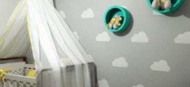 Como fazer a própria decoração do quarto de seu bebê